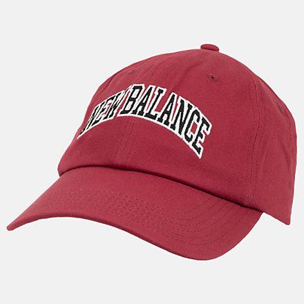 New Balance NB Logo Hat, LAH03010NCR image number null