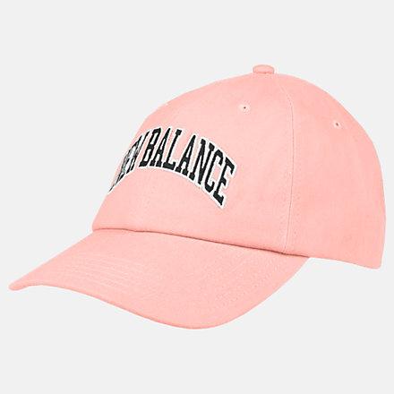New Balance NB Logo Hat, LAH03010PPI image number null
