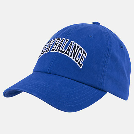New Balance NB Logo Hat, LAH03010TRY image number null