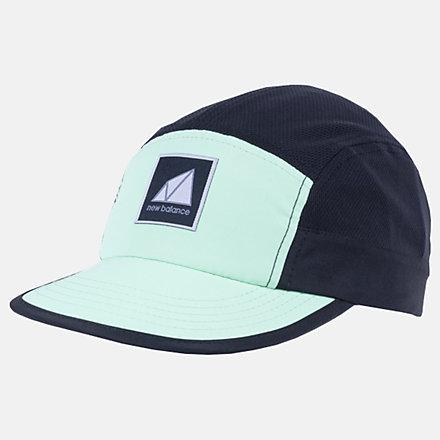 New Balance Lifestyle 5-Panel Hat, LAH11004AEG image number null