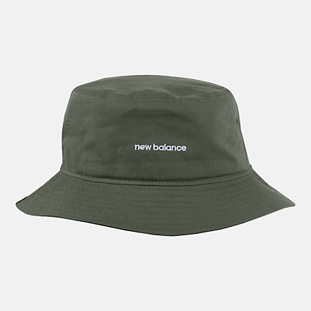 New Balance NB Bucket Hat, LAH13003NSE image number null