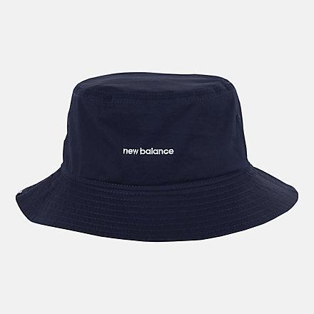 New Balance NB Bucket Hat, LAH13003TNV image number null