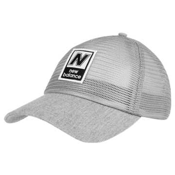 New Balance Essentials Trucker, Athletic Grey