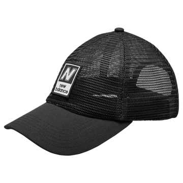 New Balance Essentials Trucker, Black