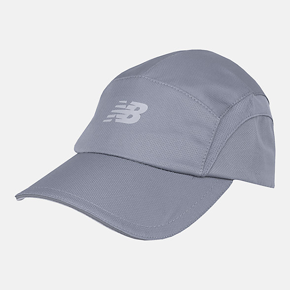 NB 5 Panel Performance Hat, LAH91003GNM