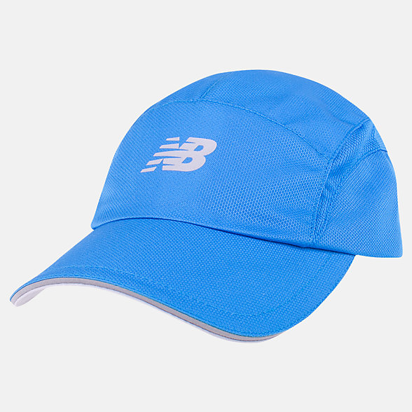 NB 5 Panel Performance Hat, LAH91003LBE