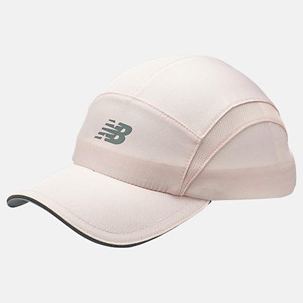 New Balance 5 Panel Performance Hat, LAH91003PSA image number null