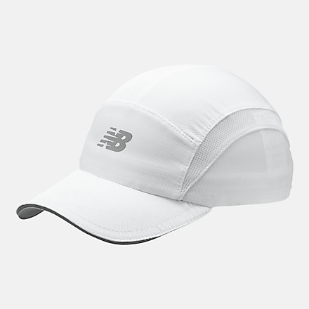 NB 5 Panel Performance Hat, LAH91003WT image number null