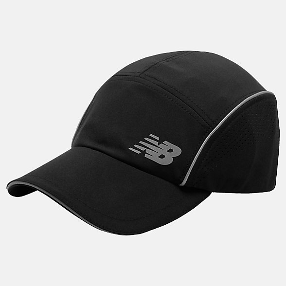 New Balance Laser Run Hat, LAH91004BK