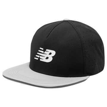 New Balance Elevated Performance Hat, Black