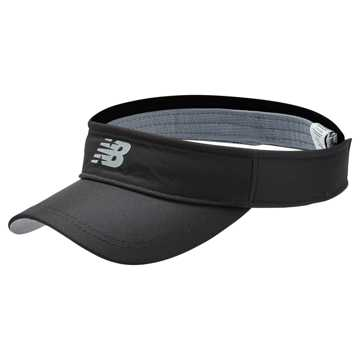 New Balance Performance Visor 2.0, Black