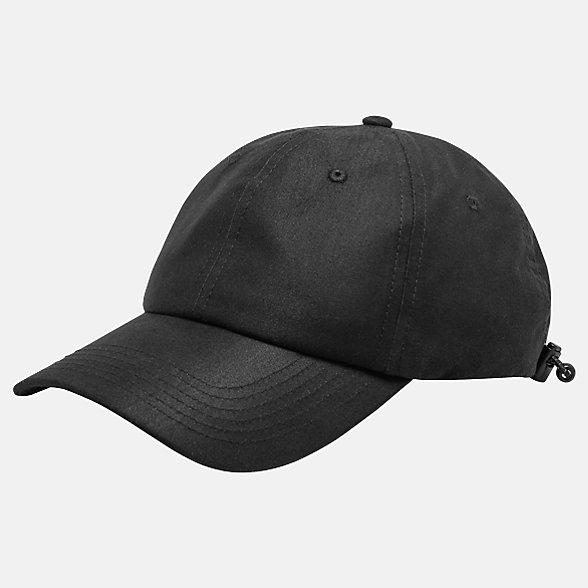 New Balance Womens Curved Brim Hat, LAH91008BK