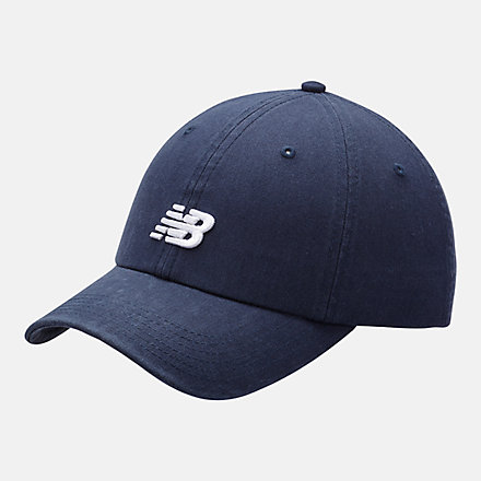 New Balance Classic NB Curved Brim Hat, LAH91014NGO image number null