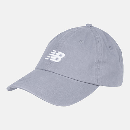 New Balance Classic NB Curved Brim Hat, LAH91014SEL image number null
