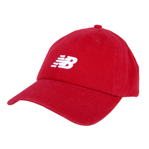 New Balance Classic NB Curved Brim Hat, LAH91014TRE