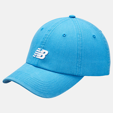 New Balance Classic NB Curved Brim Hat, LAH91014VSB image number null