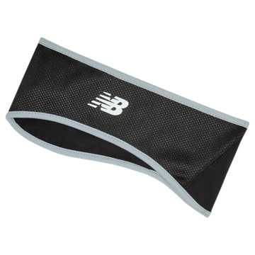 New Balance Lt. Wt. Headband, Black