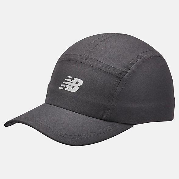 NB 5-Panel Core Hat, LAH91019BK