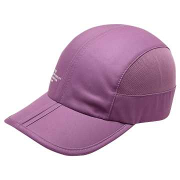 New Balance NYC Marathon Packable Speed Run Hat, Kite Purple