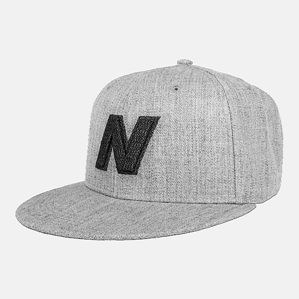 NB Exploded Logo Hat, LAH93001AG