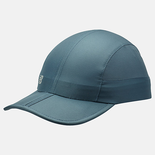 NB Packable Speed Run Hat, LAH93003SNB