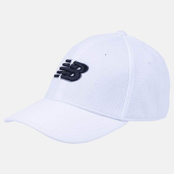 New Balance NB Training Hat, LAH93005WT