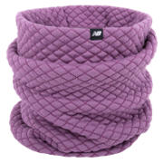 NB Warm Up Knit Snood, Kite Purple