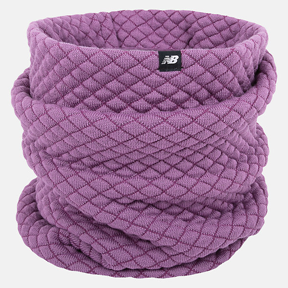 New Balance Warm Up Knit Snood, LAH93008KPL