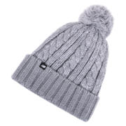 NB Winter Pom Beanie, Athletic Grey Heather