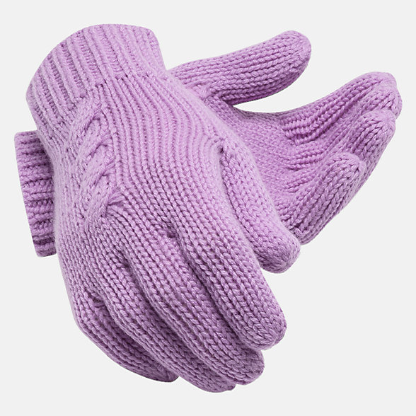 NB Lux Knit Gloves, LAH93013KPL
