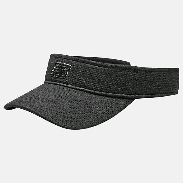 New Balance NB Hat, LAH93019BK