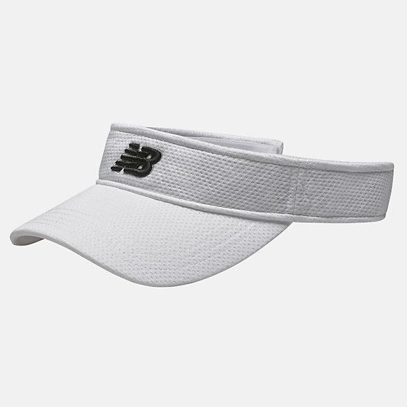 New Balance NB Hat, LAH93019WT
