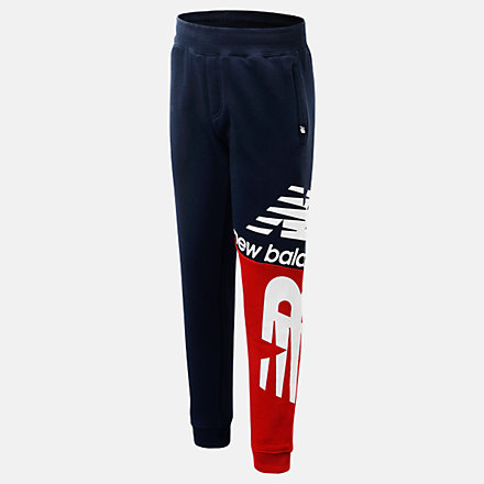 New Balance Lifestyle Splice Jogger, LAK11J02ECL image number null