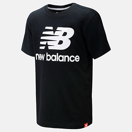 New Balance Core Performance Top, LAK11J15BK image number null