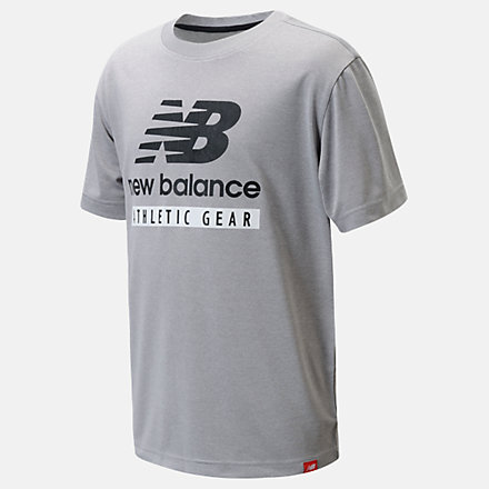 New Balance Core Performance Top, LAK11J16HG image number null