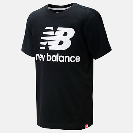 New Balance Core Cotton Top, LAK11J17BK image number null