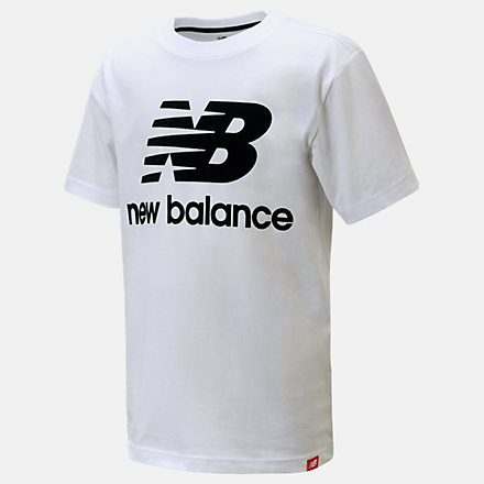 New Balance Core Cotton Top, LAK11J17WT image number null