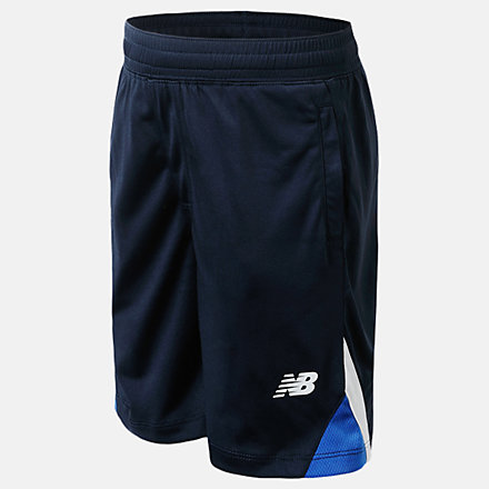 New Balance Performance Jersey Short, LAK11J25ECL image number null