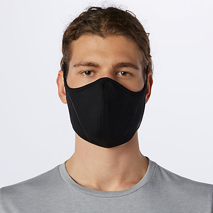 NB Active Performance Facemask, LAO13099BK image number null