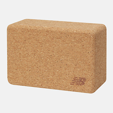 New Balance Cork Yoga Block, LAO63789NA image number null