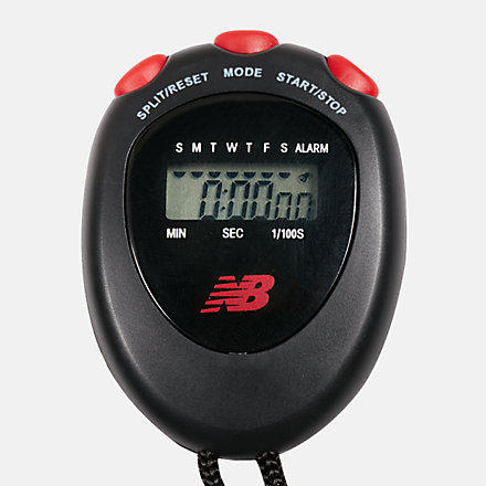 New Balance Stopwatch, LAO63910BK image number null