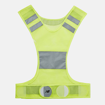 New Balance Reflective Vest, LAO63912YL image number null