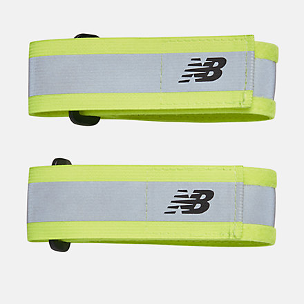 New Balance Reflective Bands, LAO63913YL image number null
