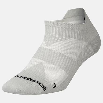 New Balance Running Lightweight No Show Sock 1 Pair, LAS00171GR image number null
