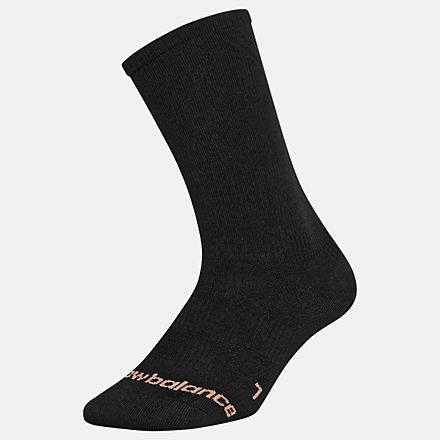New Balance Running Lightweight Crew Sock 1 Pair, LAS00361GPK image number null