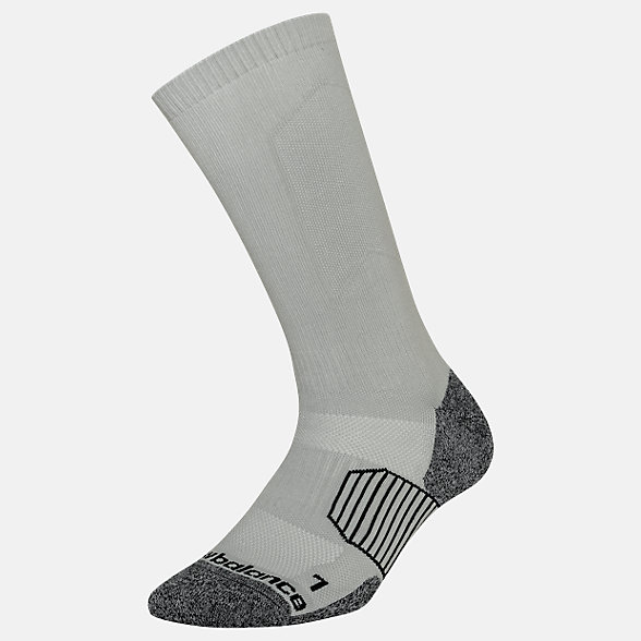 New Balance Strategic Cushion Crew Sock 1 Pair, LAS00661GR