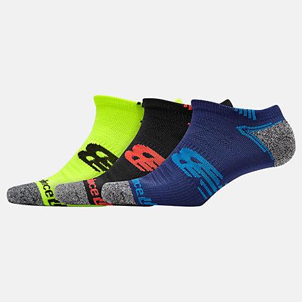 NB No Show Run Sock 3 Pair, LAS44223AS2 image number null