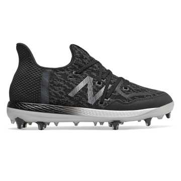 New Balance Cypher 12, Black with White