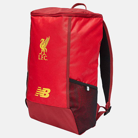 NB Liverpool FC Backpack Medium, LFBMBPK9TB2