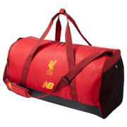 NB Liverpool FC Medium Holdall, Team Red with Black